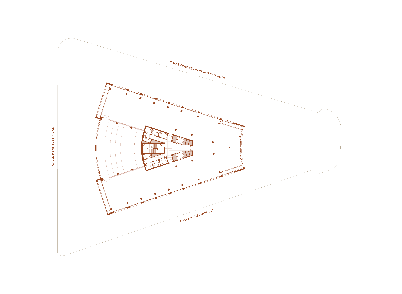 Plano 02 arquitectura