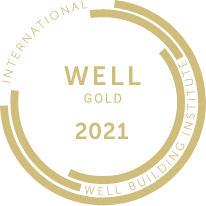 CERTIFICACIón Well™ gold.