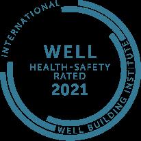 CERTIFICACIón Well™ Health & Safety.